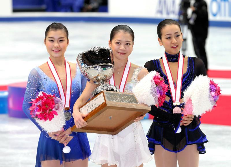 写真:【ソチオリンピック リポート】 鈴木明子と村上佳菜子(4)——仲が良すぎた3人