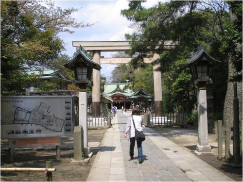 久伊豆神社(埼玉県越谷市)