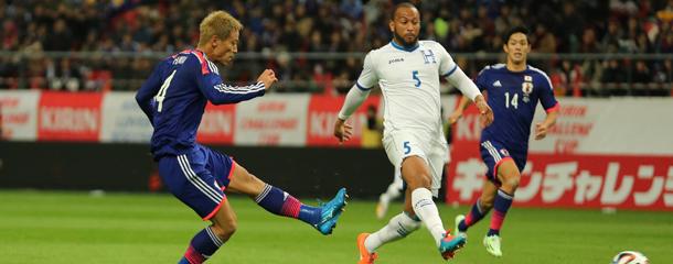 サッカー日本代表、W杯ロシア大会への道のり