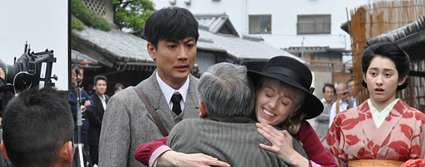 NHKの朝ドラに侃々諤々!