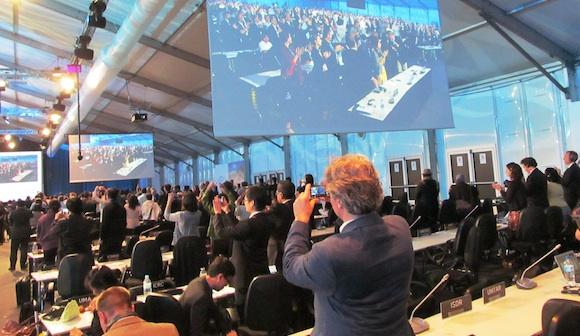 COP20で見えてきたパリ合意のカタチ