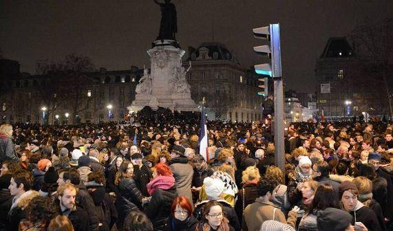 「対岸の火事」ではないフランスのテロ事件