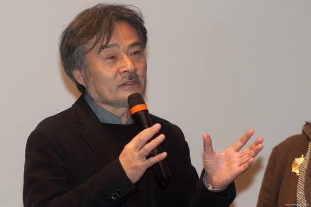 パリのKINOTAYO映画祭に参加する黒沢清監督 (c) Philippe Henriot