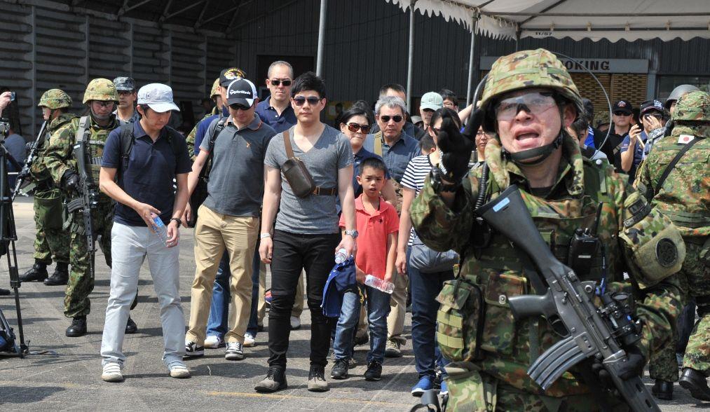 自衛隊は在外邦人を救出できるか