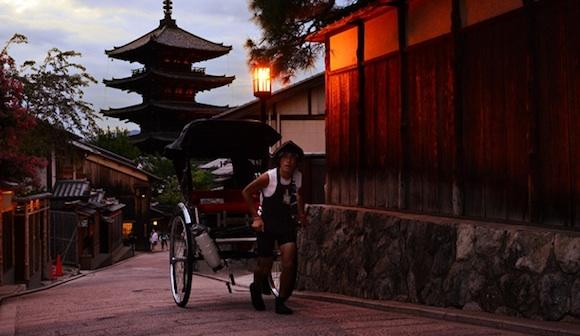 中国人観光客が京都を訪れるわけ