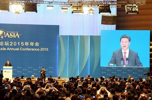 AIIBを主導する中国と日米の距離感