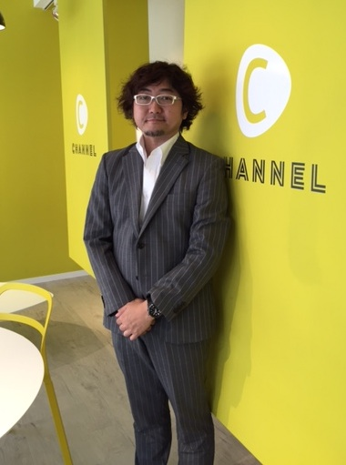 「C CHANNEL」の森川亮社長
