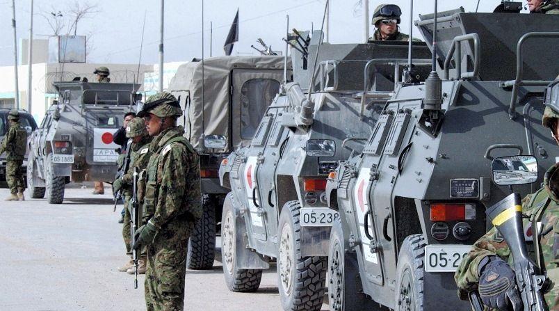 自衛隊員の戦地派遣ストレスと安保法制