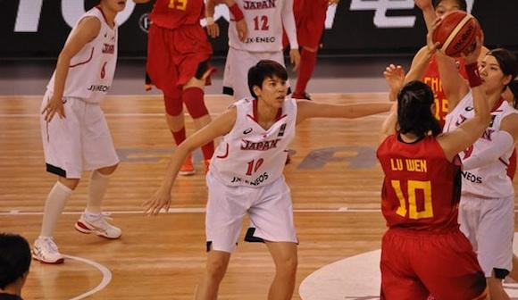 女子バスケは3大会ぶり、リオ五輪への道