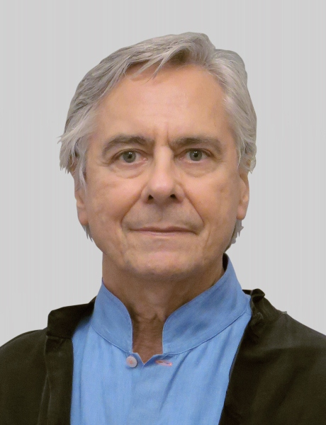 ハンブルク・バレエ団総裁・芸術監督のジョン・ノイマイヤーさん=稲盛財団提供