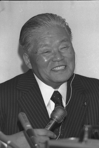 大平正芳氏