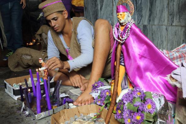 [6]サン・ラザロの日とキューバ人の信仰