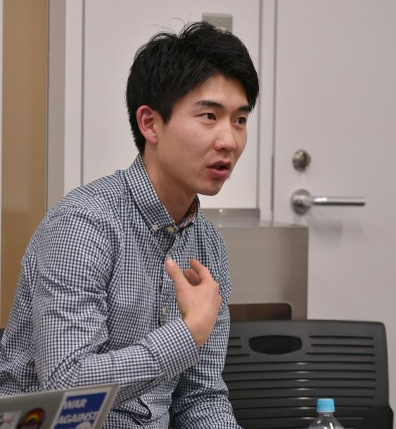 山本雅明さん