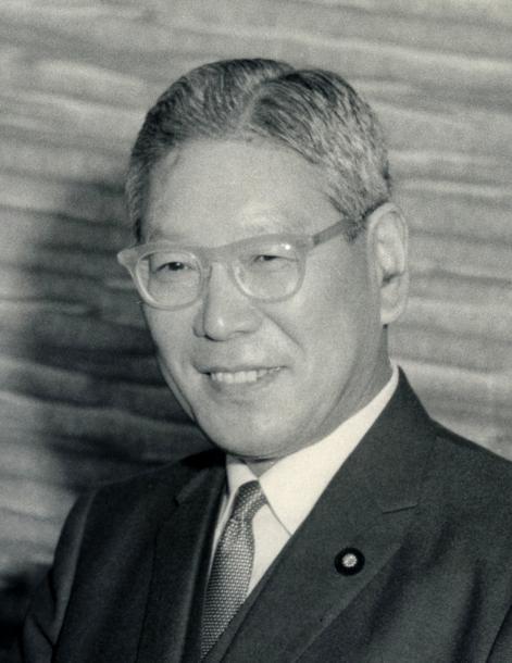 池田勇人首相=1963年5月、首相官邸