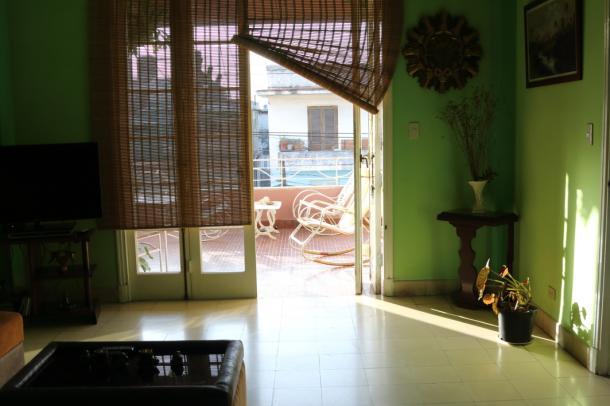 [7]キューバ家庭がわかる貴重な「カサ」体験