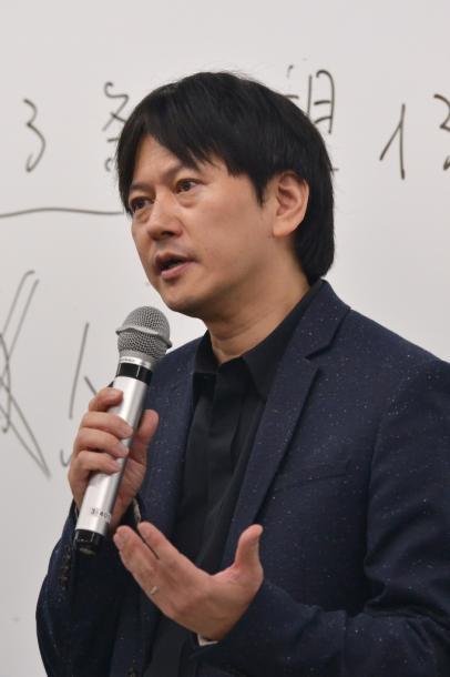 東京大学教授の石川健治さん(撮影:吉永考宏)