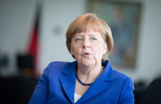 ドイツのメルケル首相=AP