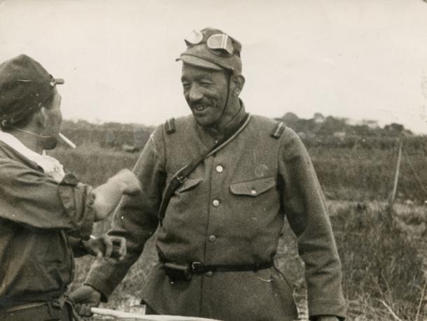 [5]中国兵と戦った小津安二郎の心の傷