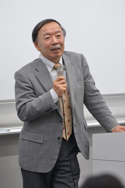 千葉眞教授