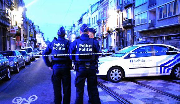 緊急報告 ブリュッセル連続テロ