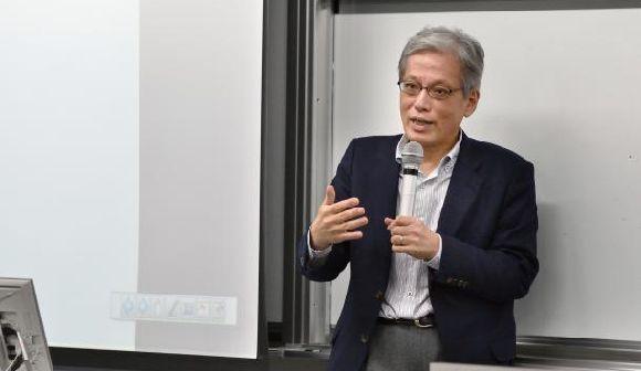 立憲デモクラシー講座・山口二郎教授