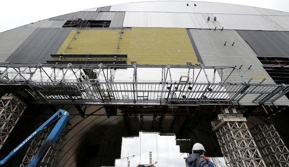 チェルノブイリ原発事故30年