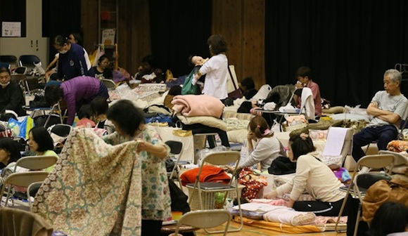 熊本地震の避難所生活で感じたこととは