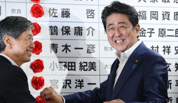 与党圧勝の参院選、日本はどこへ