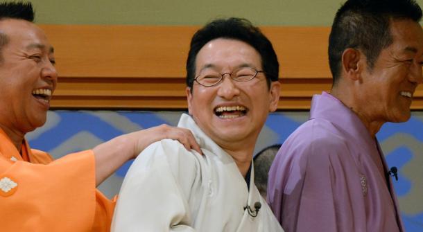 6代目の司会に決まった春風亭昇太さ