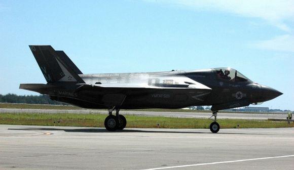 中国には脅威? 戦闘機F35の岩国配備