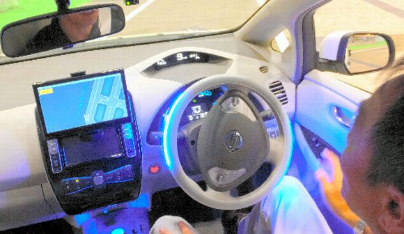 加速する自動運転技術