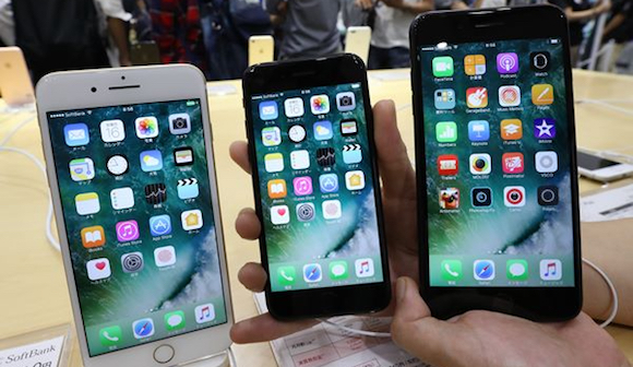 日本仕様iPhone7が米国で人気の理由