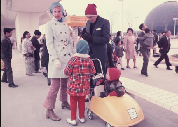 [3]1970大阪万博――集客の構造