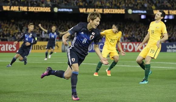 サッカーW杯最終予選、苦境の日本