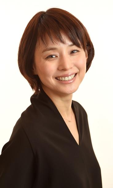 TBS系ドラマ『逃げるは恥だが役に立つ』に出演している石田ゆり子さん=2015年1月