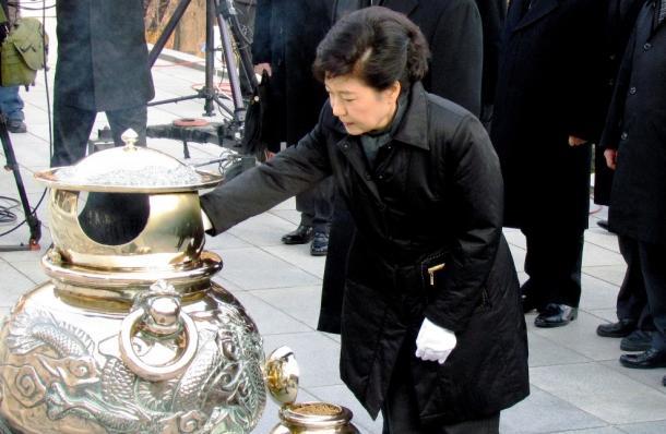[2]朴槿恵政権が背負う歴史的な「死重」