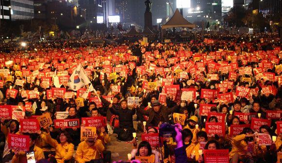 朴槿恵スキャンダルと韓国のゆがみ