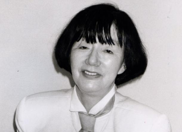 吉永春子さん1991年
