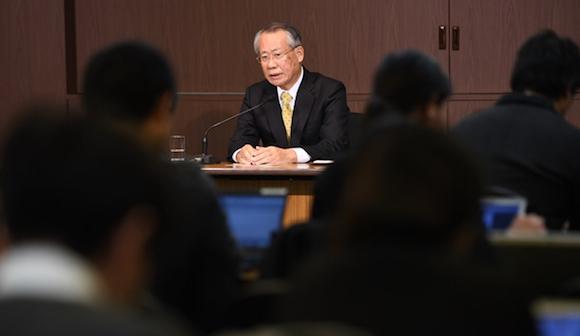 上田良一NHK次期会長誕生までの内幕