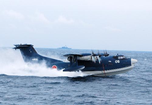 救難飛行艇US2