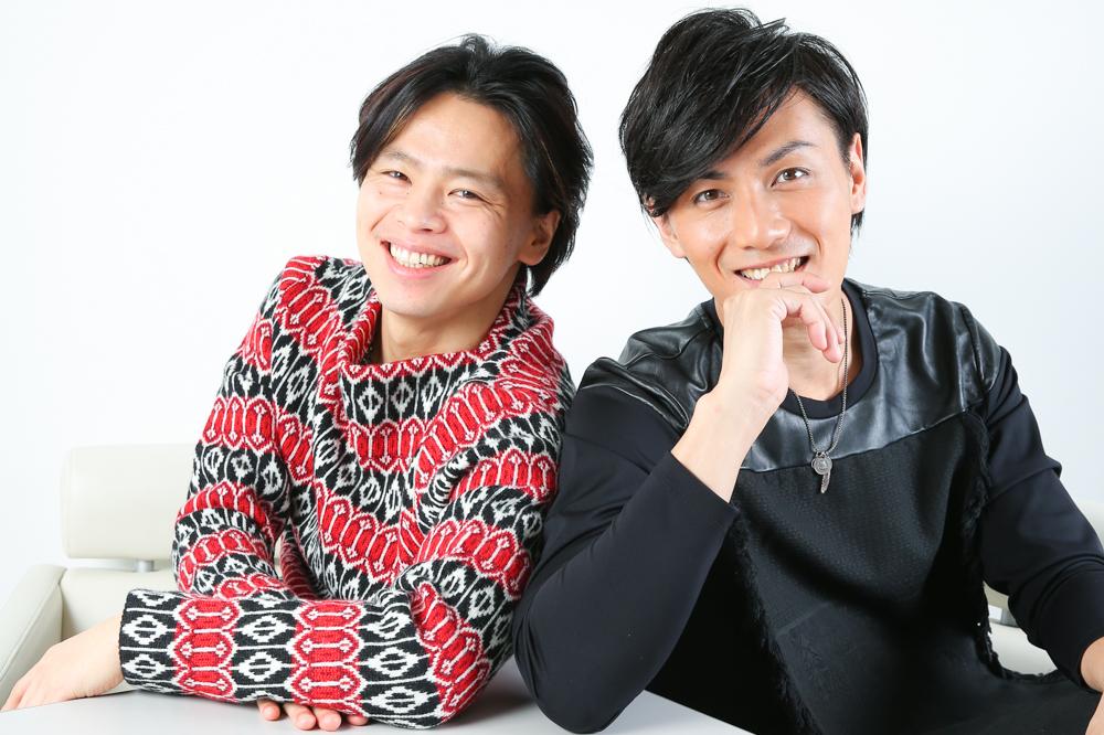 中川晃教×加藤和樹、初共演のふたりが語る(下)
