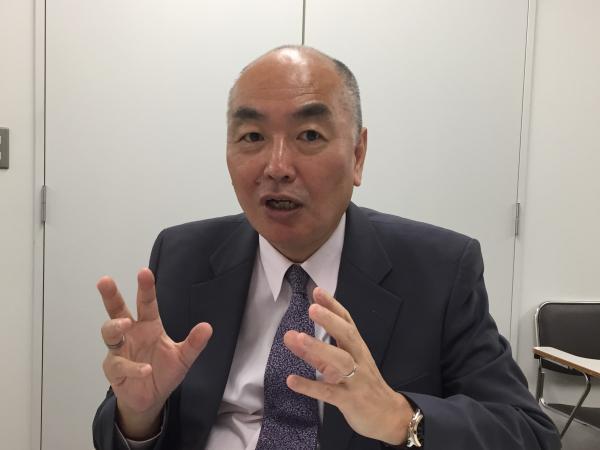 玉木林太郎・OECD事務次長