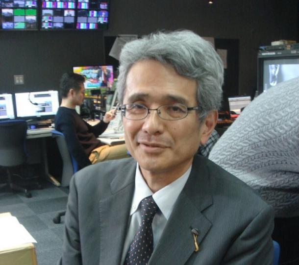 能勢伸之氏 撮影・筆者
