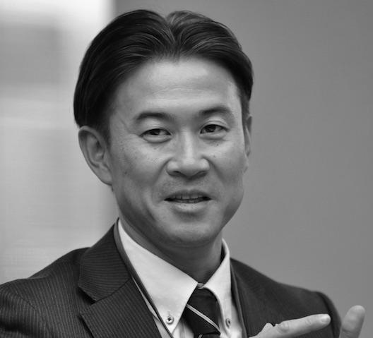 愛宕康志・テレビ朝日総合ビジネス局ビジネス戦略部長(吉永考宏撮影)