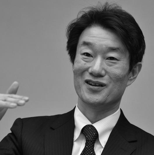 中嶋太一・NHK報道局編集主幹・ニュース制作センター長(吉永考宏撮影)