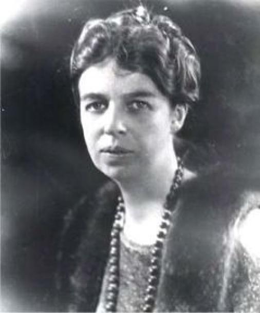 エレノア・ルーズベルト=National First Ladies Library ウエブサイトより