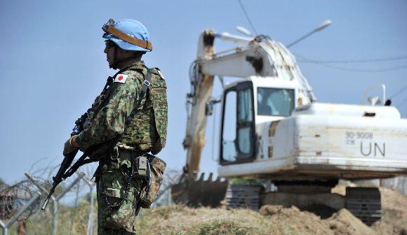 自衛隊の南スーダン撤収とPKOの今後