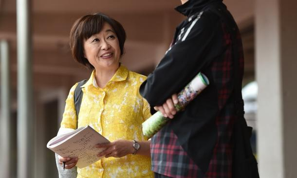 増田明美さん2015