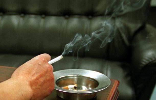 完全禁煙していない飲食店
