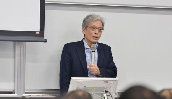 立憲デモクラシー講座2017山口二郎教授